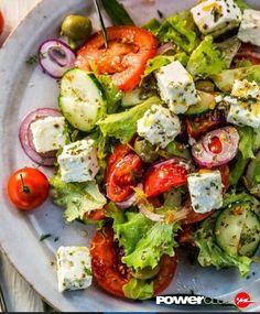 Pensando en en almuerzo ? Recomendación @powerclubpanama Ensalada Verde con la proteína que quieras #YoEntrenoEnPowerClub