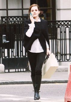 Emma Watson media gallery on Coolspotters. See photos, videos, and links of Emma Watson. Emma Watson Outfits, Emma Watson Sexy, Emma Watson Estilo, Ema Watson, Emma Watson Beautiful, Emma Watson Casual, Emma Watson Without Makeup, Celebrity Outfits, Celebrity Style