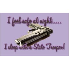 State Trooper love