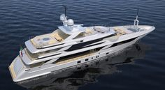 Benetti 50 metre Breeze sold!