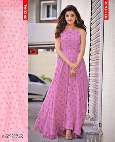 Kurtis & Kurtas Women's Printed Rayon Long Anarkali Kurti Fabric: Rayon Blend  Sleeves: Sleeves Are Not Included   Size: 38 in 40 in  42 in  44 in  Length: Up To 52 in Type: Stitched Description: It Has 1 Piece Of Women's Kurti Work: Printed Country of Origin: India Sizes Available: 50, 52, 36, 38, 40, 42, 44, 46, 48   Catalog Rating: ★4 (412)  Catalog Name: Women Rayon Flared Printed Orange Kurti CatalogID_323256 C74-SC1001 Code: 645-2413722-7341