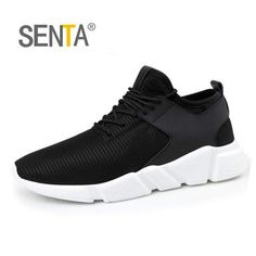 Summer Male Sports Shoes Run Gym Trail Running Shoes Men Light Weight  Cushion Lace-up Sneakers Fitness Shoes for Outdoor Walking 0e54f1c3e63
