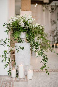 Bridal Decorations, Centerpiece Decorations, Ceremony Decorations, Wedding Floral Arrangements, Floral Wedding, Wedding Ceremony, Our Wedding, Ranch Decor, Highlands Ranch