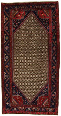 Songhor - Koliai Persian Carpet 285x146
