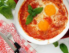 Τα πιο νόστιμα αυγά στο φούρνο έτσι όπως δεν τα έχετε ξαναφάει