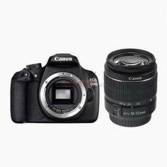 Cele mai bune Aparate Foto DSRL marca Canon