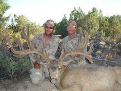 Arizona Strip Mule Deer Guiding