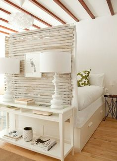 Smart Studio Apartment Decorating Ideas on A Budget (6)