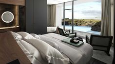 Stay+on+the+edge+of+Iceland's+iconic+blue+lagoon+at+its+new+luxury+lodgings