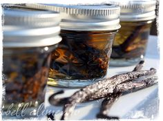 homemade vanilla extract instructions