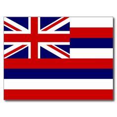 Hawaii, flag