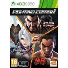 Fighting Edition (tekken Tag Tournamament 2/Soul Calibur V/tekken 6) 3 | http://gamesactions.com shares #new #latest #videogames #games for #pc #psp #ps3 #wii #xbox #nintendo #3ds