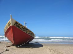 Punta Del Diablo, Uruguay.  Our Christmas Destination