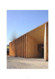 Regis ROUDIL Architecte_LAC DU LIT DU ROI