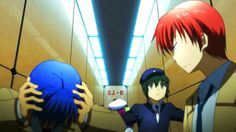 Angel Beats! Guild Sacrifices XD