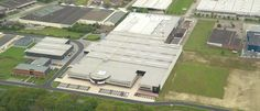 Stores and production facilities in Ittervoort, The Netherlands