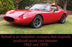 #Bolwell #AustralianCars #SportsCars #ClassicCars #Facts Car Facts, Australian Cars, Classic Cars, Bmw, Vehicles, Sports, Hs Sports, Vintage Classic Cars, Car