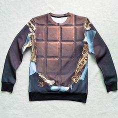 Chocolate Crewneck @ epicmobonline.com