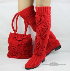 VK is the largest European social network with more than 100 million active users. Crochet Boot Socks, Knitted Slippers, Shoe Storage Small, Hunter Boots Outfit, Belt Purse, Timberland Style, Timberland Fashion, Fashionable Snow Boots, Shoe Pattern