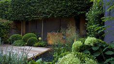 john davies landscape / swiss cottage, college crescent nw3