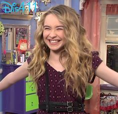 "Video: ""Girl Meets World"" Cast Described Their Show In 5 W Sabrina Carpenter Smile, Girl Meets World Cast, Cory And Topanga, Disney Channel Stars, Disney Stars, Rowan Blanchard, Boy George, Her Music, Celebs"