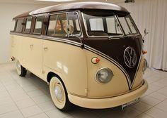 Volkswagen T1 Personen bus - 1963