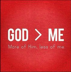 Love this. Reminds me of John 3:30