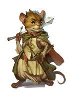 Redwall Races - Mouse by ~chichapie on deviantART