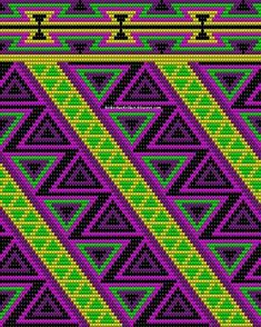 Этап четвертый. Галерея работ. из категории СВ. Мочила – Вязаные идеи, идеи для вязания Tapestry Crochet Patterns, Loom Patterns, Beading Patterns, Crochet Chart, Bead Crochet, Cross Stitch Embroidery, Cross Stitch Patterns, Mochila Crochet, Tapestry Bag