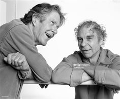 John Cage and Merce Cunningham, 1986 (Photograph: Jack Mitchell / Getty Images)
