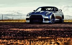 Nissan GTR R35 Car Wallpaper