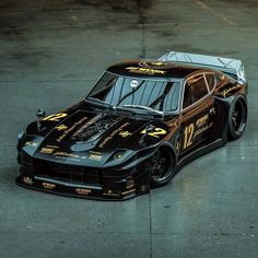 """275 Likes, 3 Comments - Khyzyl Saleem (@the_kyza) on Instagram: """"For those too lazy to scroll, here's another look at my IMSA/Autocross inspired S30 creation. #art…"""""""