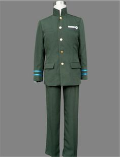 Vicwin-One Katekyo Hitman Reborn Kokuyo Boy's Uniforms Cosplay Costume -- You can find out more details at the link of the image.