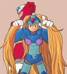 Image Result For Megaman X Yaoi