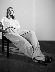 Анна Селезнева в Vogue Spain (Интернет-журнал ETODAY)