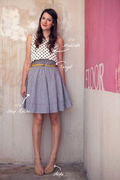Skirts Glorious Nwt 2 Matilda Jane Salt Water Taffy Skirt Floral To Win A High Admiration