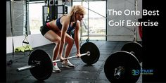 The One Best Golf Exercise