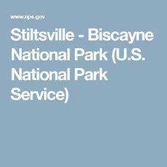 Stiltsville - Biscayne National Park (U.S. National Park Service)