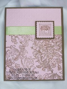Even More Postage Stamp by ByPatricia - Cards and Paper Crafts at Splitcoaststampers