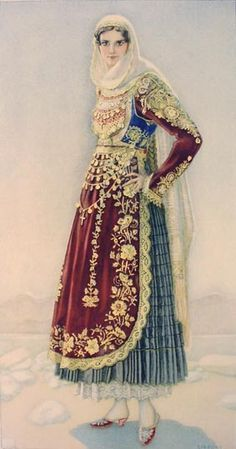 samos greece traditional dress - Google Search