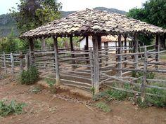 Na fazenda na Serra do Cipó, em Fechados, estado de Minas Gerais, Brasil.  Fotografia: www.guiadefechados.com.br
