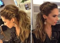 Hair Tutorial - Easy Long Hair