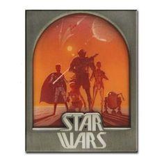 2014 Star Wars Weekends Rebel Rendezvous Alliance Concept Poster Pin LE1900 #disneystarwarsweekends