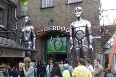 cyberdog camden market tienda londres