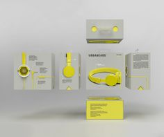 urban ears packaging - Buscar con Google