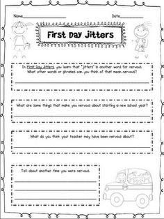 Free Printable Back To School Worksheets | School Worksheets