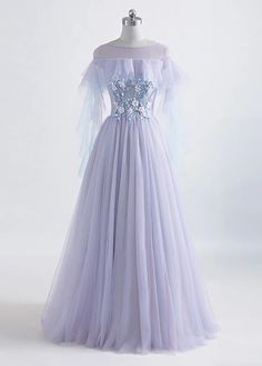 A-Line/Princess Tulle Jewel Floor-length Prom Dress With Beaded Lace Appliques . - A-Line/Princess Tulle Jewel Floor-length Prom Dress With Beaded Lace Appliques Source by lilithhenkel dresses Source by MMayraSwaniawskiFashion - A Line Prom Dresses, Ball Dresses, Quinceanera Dresses, Ball Gowns, Evening Dresses, Formal Dresses, Dress Prom, Wedding Dresses, Beaded Prom Dress