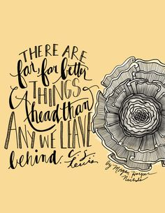 free printable - c.s. lewis quote handlettering hand written zentangle by morgan harper nichols - inspiration inspirational quote bible quote christian christianity faith