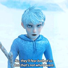 jack frost and pitch | mygif Pitch Black plus jack frost rise of the guardians rotg gif:rotg ...