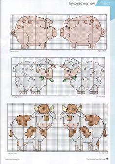 (1) Gallery.ru / Фото #12 - The world of cross stitching 154 - tymannost